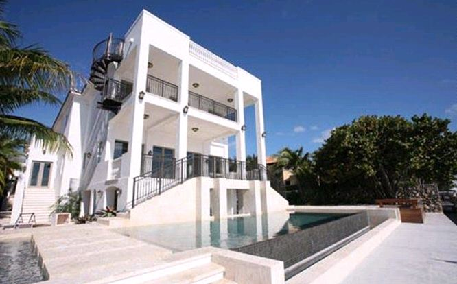 LeBron James Buys Miami Mansion For $9 Million   Home In U ...