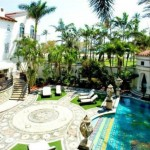 Casa Casuarina, the former Versace Mansion for Sale $125 Million