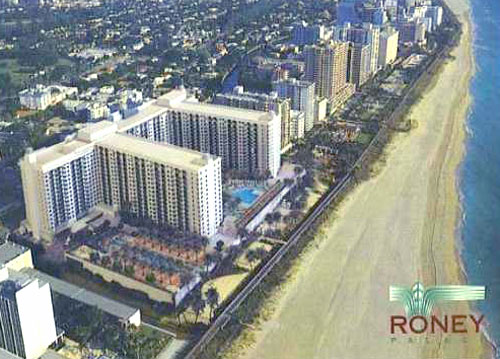 Roney Palace Ocean Front Value From